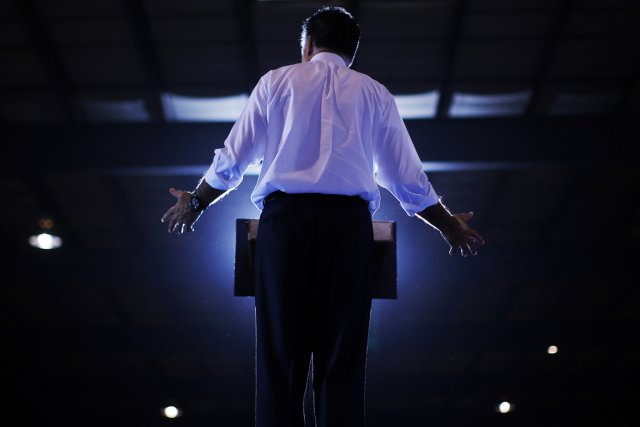 Mitt Romney... (PHOTO BRIAN SNYDER, REUTERS)