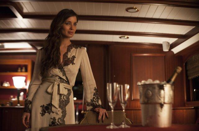 Bérénice Marlohe, l'une des Bond Girl du nouveau... (Photo fournie par la production.)