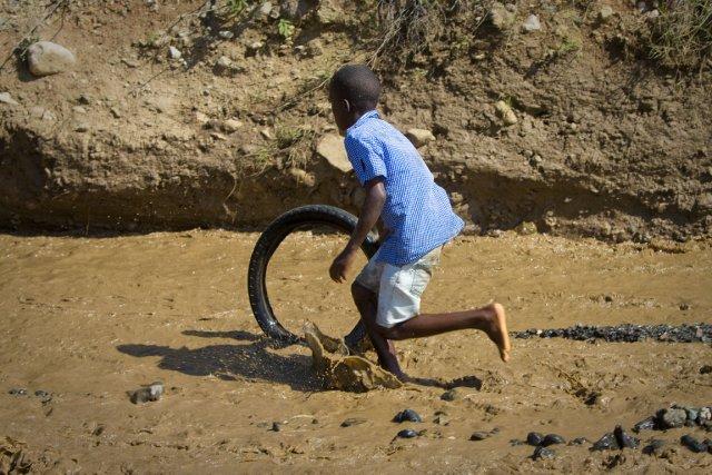 Le passage de Sandy laisse Haïti au seuil... (Photo : André Pichette, La Presse)
