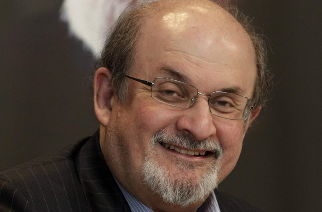 Salman Rushdie... (Photo: Reuters)