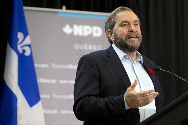 Avec l'arrivée au pouvoir d'un gouvernement minoritaire à... (Photo: Robert Skinner, La Presse)