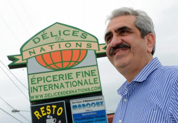 Mohamed Elmir... (Imacom, Frédéric Côté)