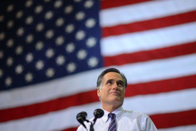 Candidat malheureux à l'investiture républicaine en 2008, Mitt Romney prend... (Photo: Reuters)