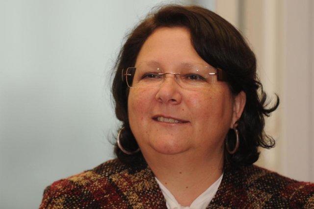 La vérificatrice générale de Trois-Rivières, Andrée Cossette.... (Photo: Sylvain Mayer)