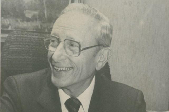 Henri Audet...