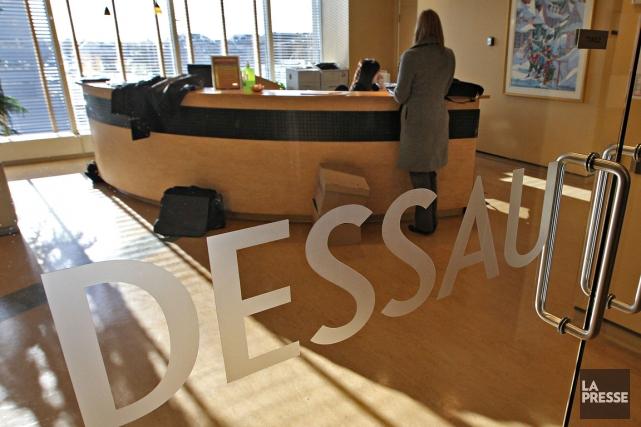 L'UPAC procède à des perquisitions chez Dessau à... (Photo Patrick Sanfaçon, La Presse)
