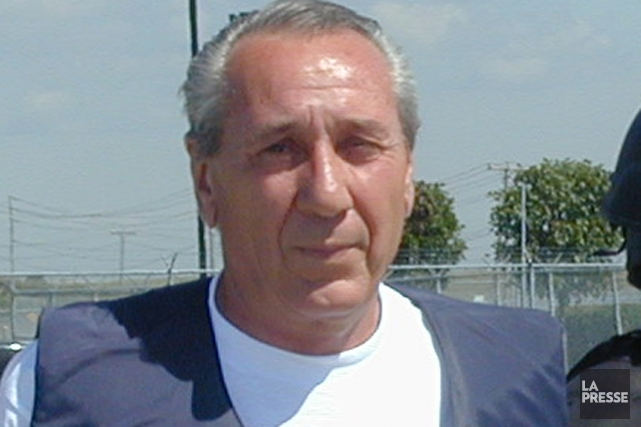 Vito Rizzuto en 2006.... (Photo archives La Presse)