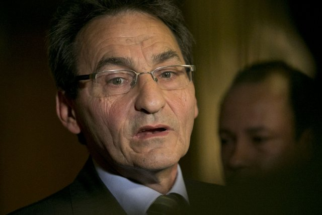 Richard Bergeron... (Photo Hugo-Sébastien Aubert, La Presse)
