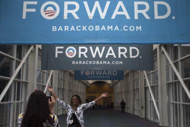 chicago vote obama mira oberman maison blanche 2012. Black Bedroom Furniture Sets. Home Design Ideas