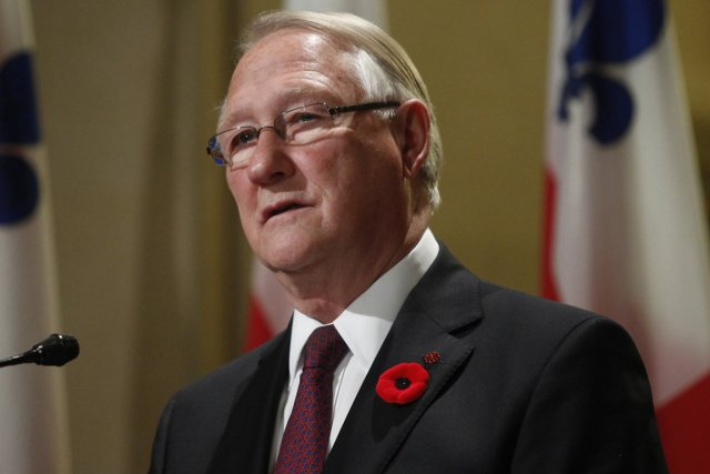 Selon le géant Constructa immobilier, L'ex-maire Gérald Tremblay... (Photo Reuters)