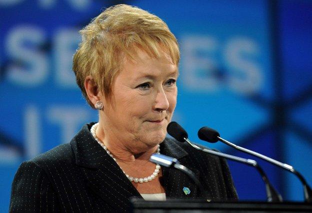 La première ministre du Québec, Pauline Marois, a réitéré mercredi, dans le... (Archives Le Soleil)