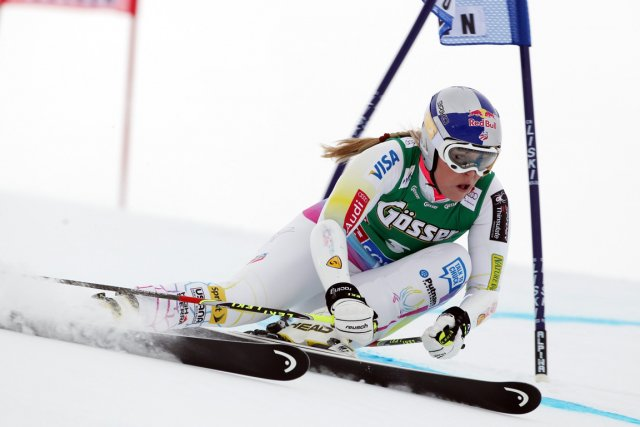 Lindsey Vonn... (Photo: AP)