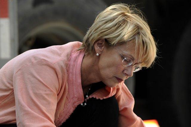 Helen Fotopulos a été mairesse de l'arrondissement du... (Photo: Bernard Brault, archives La Presse)