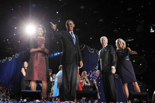 Barack Obama a réussi l'exploit de se faire... (Photo: Reuters)