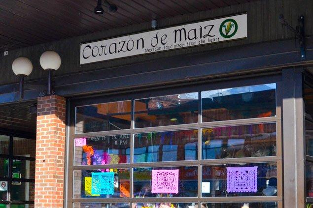 Resto Corazon de Maiz... (Patrick Woodbury, LeDroit)