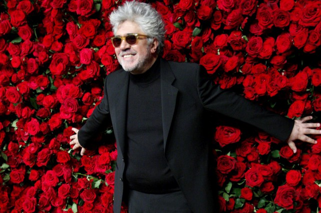Le réalisateur Pedro Almodovar... (Photo: archives Reuters)