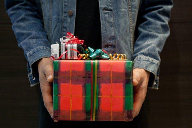 Les Canadiens seront plus généreux à Noël. Deux études, dévoilées jeudi,... (PHOTO ÉDOUARD PLANTE-FRÉCHETTE, LA PRESSE)