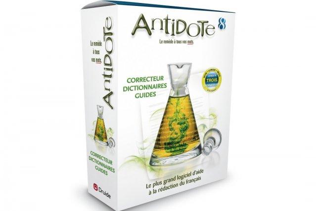 Druide Antidote 8 v3 [MULTI]