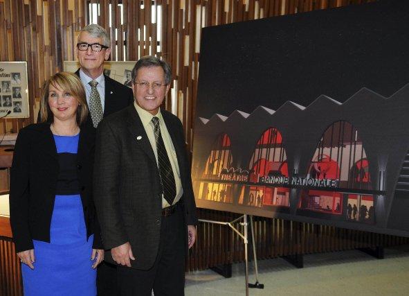 Diane Déry, vice-présidente vente et services aux entreprises... (Photo Rocket Lavoie)