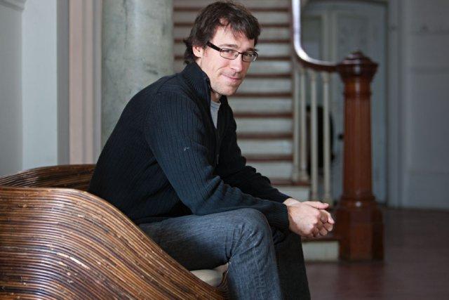 Christian Painchaud, qui dirige l'entreprise  MyCustomizer, a... (Photo François Roy, La Presse)