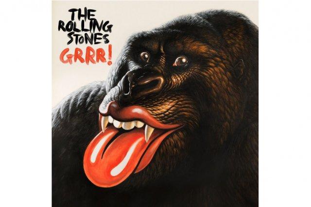 Les Rolling Stones publient lundi Grrr! un best-of accompagné de deux  titres...