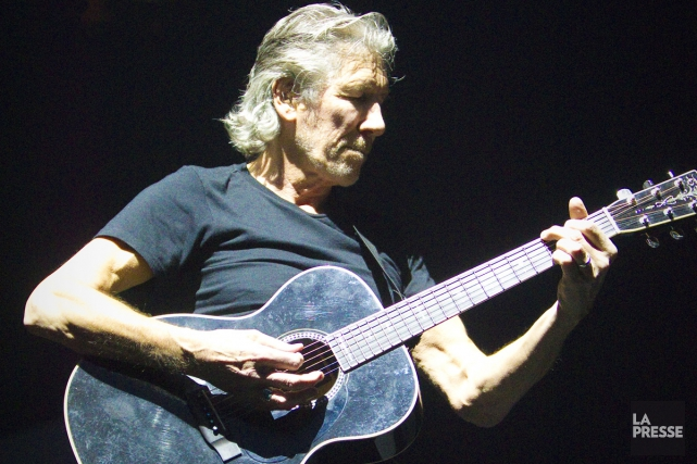 Roger Waters... (PHOTO ANDRÉ PICHETTE, ARCHIVES LA PRESSE)