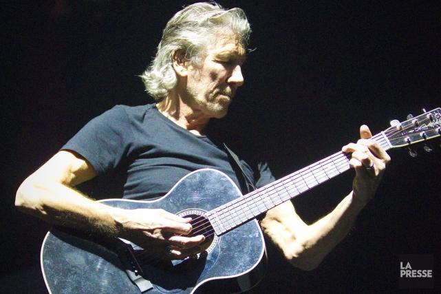 Roger Waters... (PHOTO ANDRÉ PICHETTE, ARCHIVES LA PRESSE)