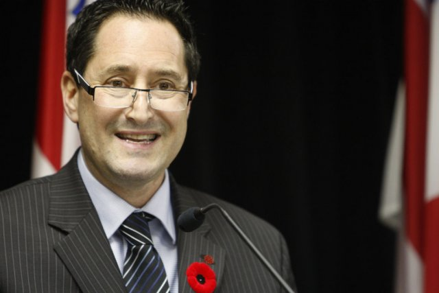 Michael Applebaum... (Photo François Roy, La Presse)