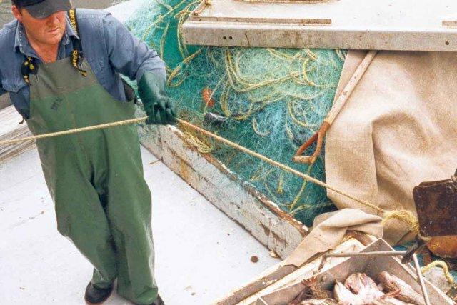 Le secteur de la pêche est entre autres...