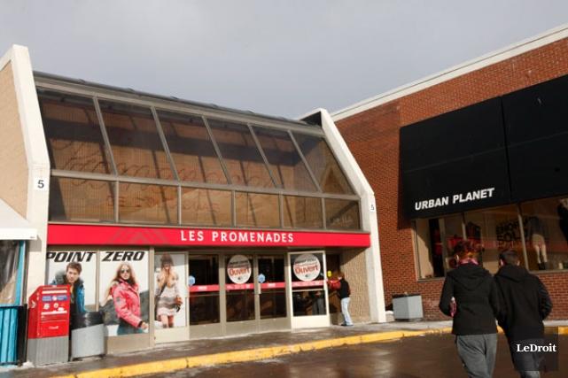 De passage aux Promenades de l'Outaouais, cette semaine,... (Étienne Ranger, archives LeDroit)