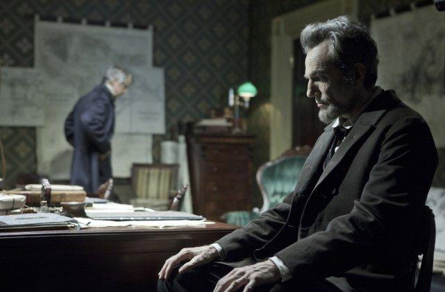 Le nouveau film Lincoln, du réalisateur Steven Spielberg.... (Photo fournie par la production.)