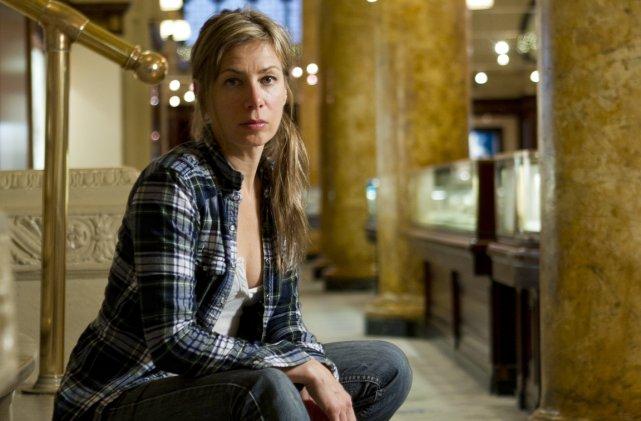 Céline Bonnier... (Photo: Martin Chamberland, La Presse)