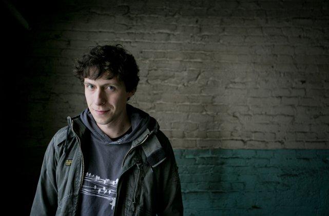 L'auteur-compositeur-interprète, Patrice Michaud.... (Photo: Marco Campanozzi, La Presse)