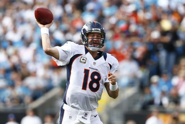 Les Broncos de Peyton Manning auront droit à... (Photo Chris Keane, Reuters)