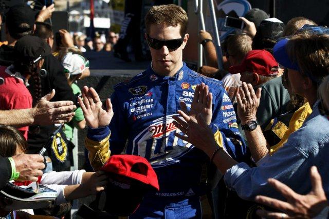 Brad Keselowski... (Photo Ross D. Franklin, Associated Press)