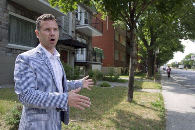 Un an après avoir quitté Vision Montréal, François... (Photo Hugo Sébastien Aubert, La Presse)