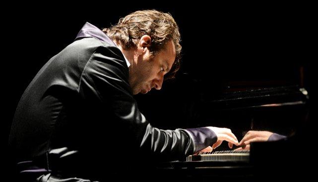 Après trois interprétations, le pianiste Chilly Gonzales a... (Le Soleil, Patrice Laroche)