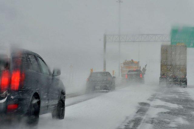 Est-ce qu'il va en avoir de la neige?... (Photo: Stéphane Lessard)