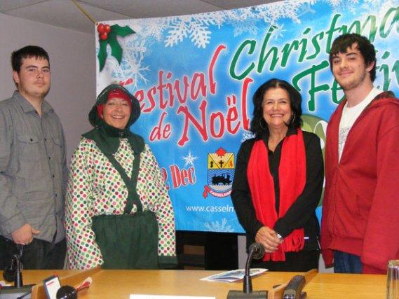 La 5e édition du Festival de Noël de... (Samuel Blais-Gauthier, LeDroit)