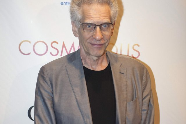Le réalisateur David Cronenberg... (Photo: Reuters)