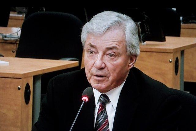 Gilles Vézina est chef d'équipe à la division... (Photo: PC)