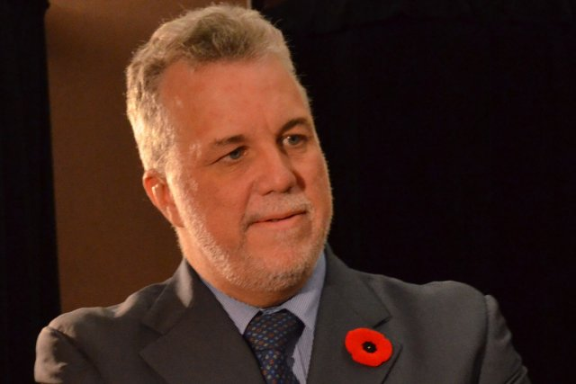 Philippe Couillard... (Photo archives Gesca)