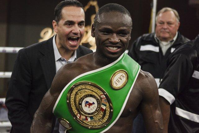 Le boxeur montréalais Dierry Jean se retrouve au... (Photo: Ulysse Lemerise, collaboration spéciale)