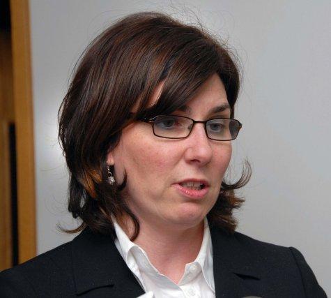 L'avocate saguenéenne Claudine Roy, nouvelle procureure de la... (Archives Sylvain Dufour)