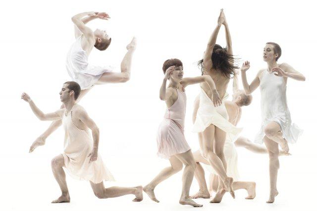 La création Diptych a été présentée en Europe... (Photo: fournie par Danse Danse)
