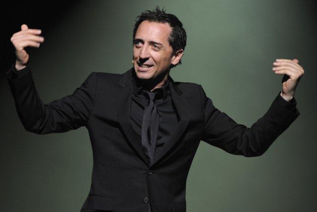 L'humoriste français Gad Elmaleh sera de passage au Lion d'Or les 22 et 23... (Photo: Bernard Brault, archives La Presse)