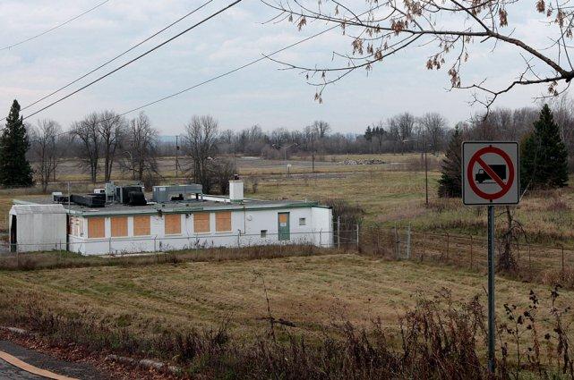 L'ancienne base militaire de Rockcliffe, fermée depuis 2009,... (Étienne Ranger, LeDroit)