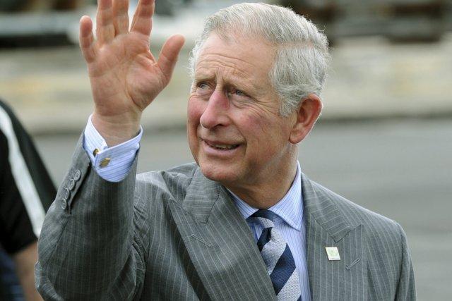 Le prince Charles... (Photo: AP)