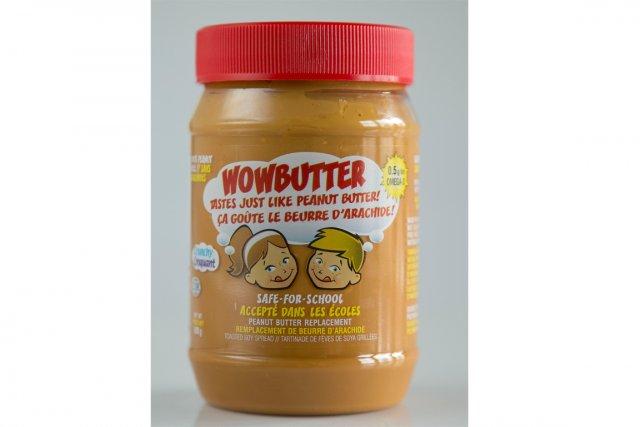 Réalité: Le WowButter ressemble à s'y méprendre au beurre d'arachide, mais n'en... (PHOTO HUGO-SÉBASTIEN AUBERT, LA PRESSE)