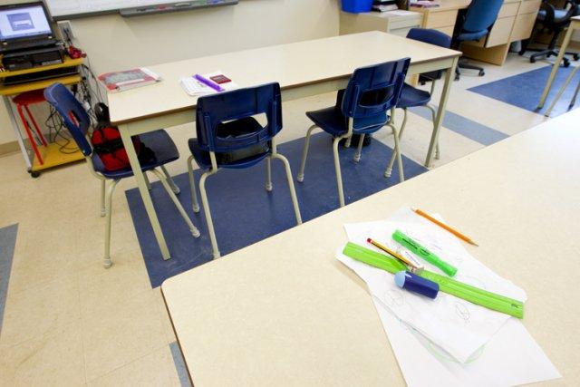 Le budget total des commissions scolaires du Québec... (Photo: Alain Roberge, La Presse)